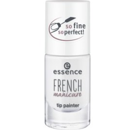 Лак для ногтей с тонкой кисточкой Essence french manicure tip painter