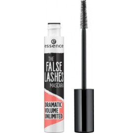 Тушь для ресниц Essence the false lashes mascara dramatic volume unlimited