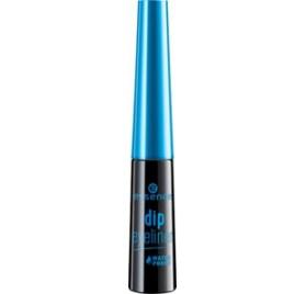 Водостойкая подводка для глаз Essence dip eyeliner waterproof