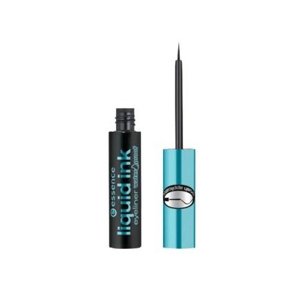 Водостойкая жидкая подводка для глаз Essence liquid ink eyeliner waterproof