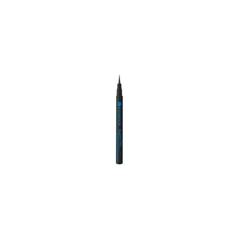 Водостойкая подводка для глаз Essence superfine eyeliner pen waterproof