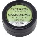Тестер кремовый корректор Catrice Camouflage Cream Anti-Red