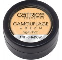 Тестер кремовый корректор Catrice Camouflage Cream Anti-Shadow