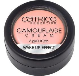 Тестер кремовый корректор Catrice Camouflage Cream Wake Up Effect