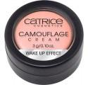 Кремовый корректор Catrice Camouflage Cream Wake Up Effect