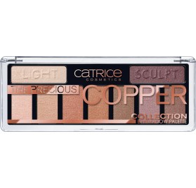 Тестер тени для век Catrice The Precious Copper Collection Eyeshadow Palette
