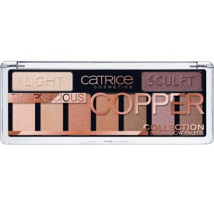 Тени для век Catrice The Precious Copper Collection Eyeshadow Palette