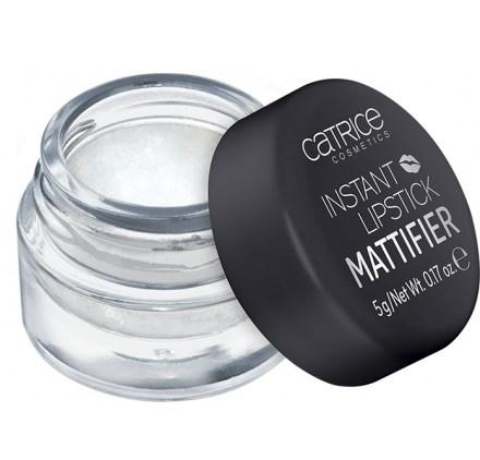 Матирующий топпер для губ Catrice Instant Lipstick Mattifier