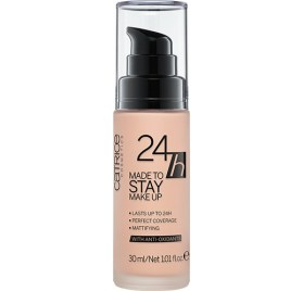 Тональная основа Catrice 24h Made To Stay Make Up 010