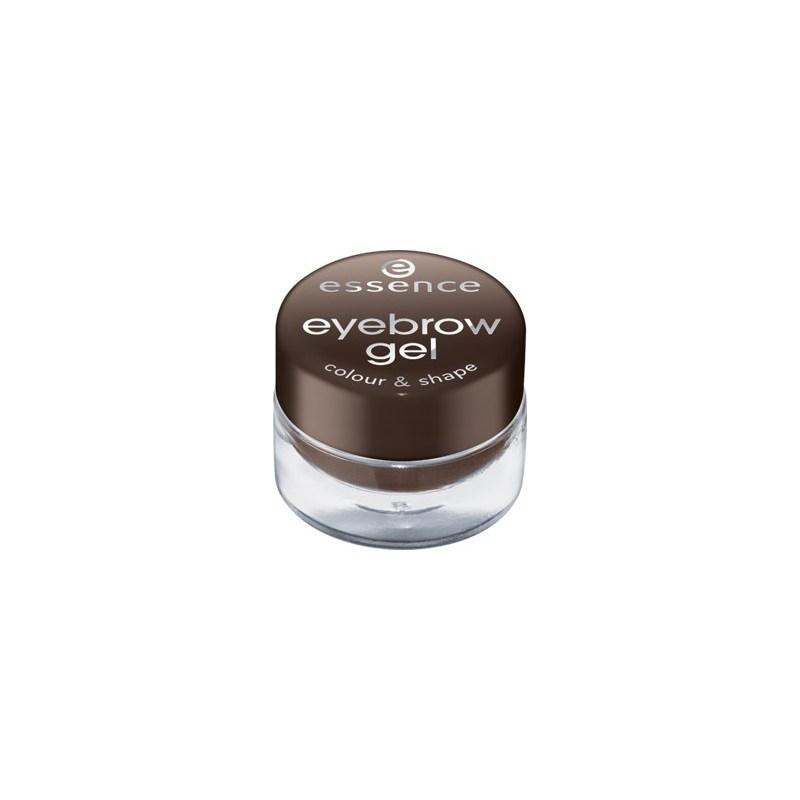 Гель для бровей Essence eyebrow gel colour & shape