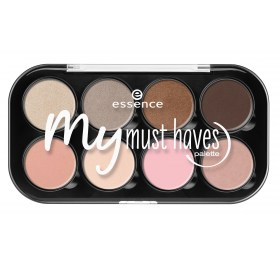 Палетка и рефил Essence my must haves palettes & refills 8 of my favourite colours