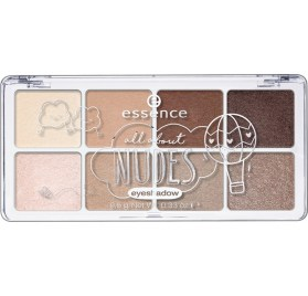 Палетка теней Essence all about … eyeshadow 02 nudes