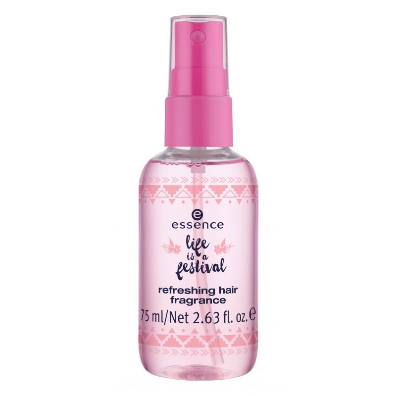 Ароматизированный спрей для волос refreshing hair fragrance