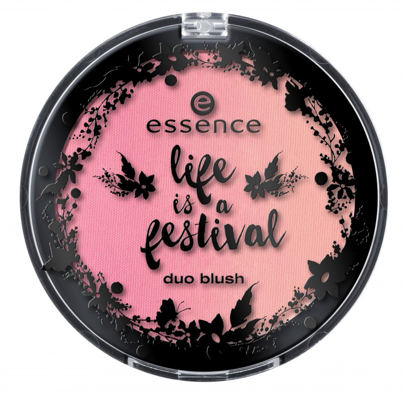Дуохромные румяна Essence Life Is A Festival Duo Blush