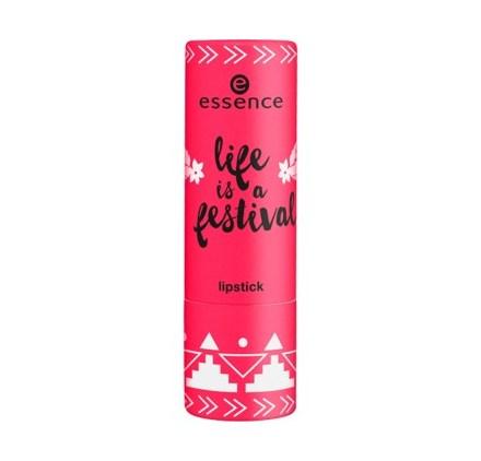 Помада для губ Essence Life Is A Festival Lipstick