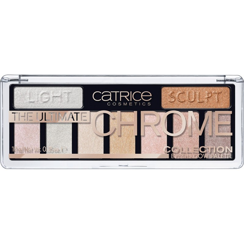 Catrice The Ultimate Chrome Collection