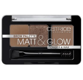 Палетка для бровей Catrice Palette Matt & Glow 010 NOW FLASH LIGHTS
