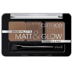 Палетка для бровей Catrice Palette Matt & Glow