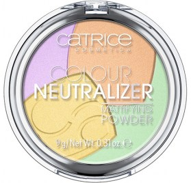 Пудра Catrice Colour Neutralizer Mattifying Powder