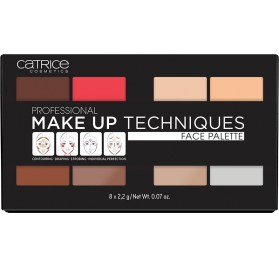 Профессиональная палетка для лица Catrice Professional Make Up Techniques Face Palette