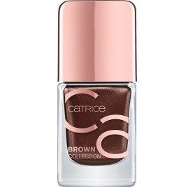 Лак для ногтей Catrice Brown Collection Nail Lacquer