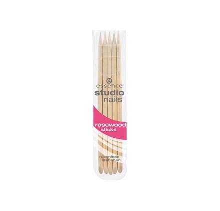 Деревянные палочки для маникюра Essence studio nails rosewood sticks