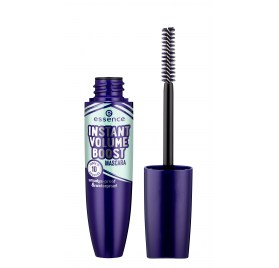 Тушь для ресниц Essence instant volume boost mascara smudge-proof and waterproof