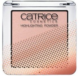 Сияющая пудра Catrice Pret-a-Lumiere Highlighting Powder