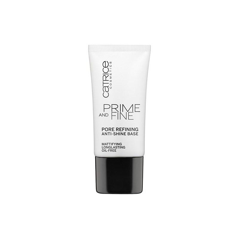 База для макияжа от блеска Catrice Prime And Fine Pore Refining Anti-Shine Base