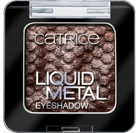 Тени для век Catrice Liquid Metal Eyeshadow