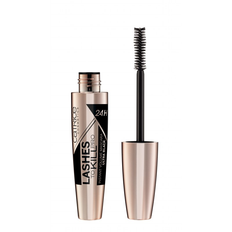 Тушь для ресниц Lashes To Kill Pro Instant Volume Mascara 24h Ultra Black
