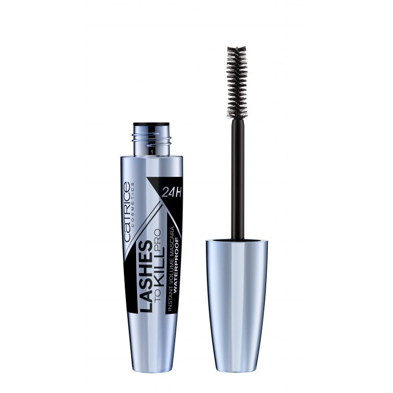 Водостойкая тушь для ресниц Lashes To Kill Pro Instant Volume Mascara 24h Waterproof