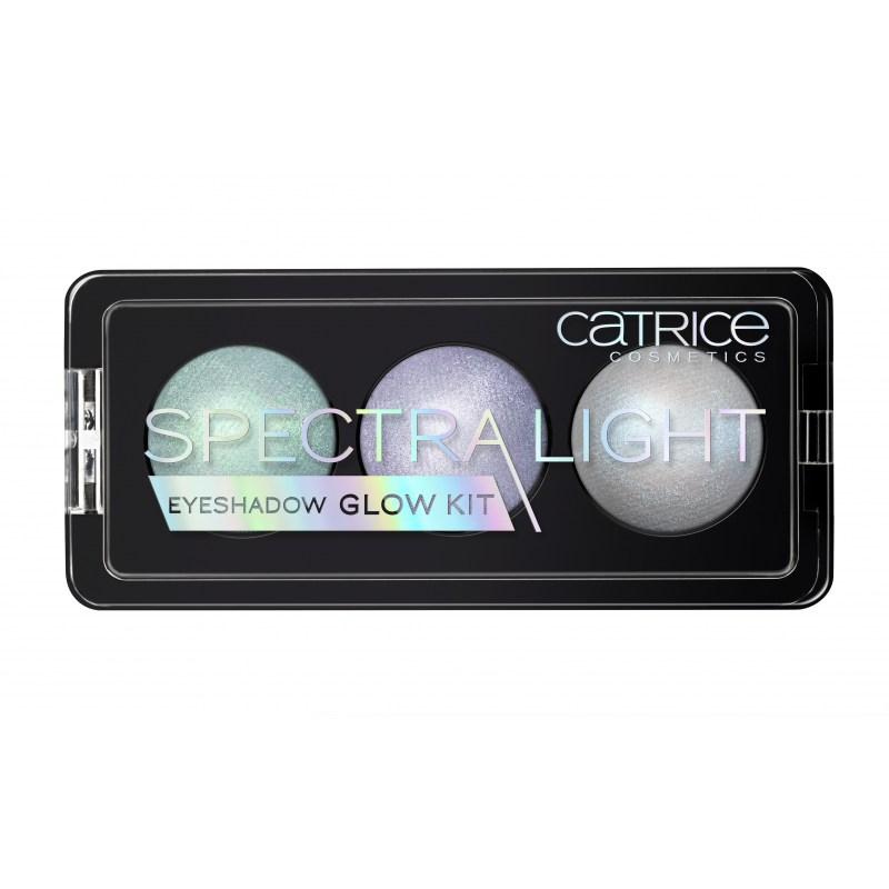 Палетка теней для век Catrice SpectraLight Eyeshadow Glow Kit
