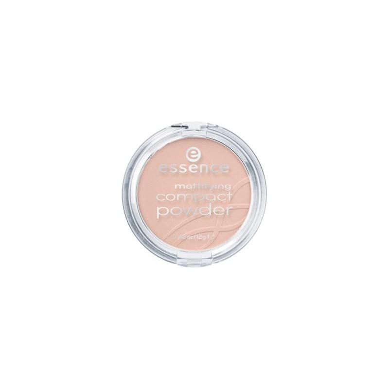 Компактная матирующая пудра Essence mattifying compact powder