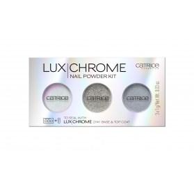 Набор пигментов для ногтей Catrice LuxChrome Nail Powder Kit