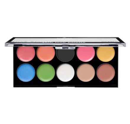 Универсальная палетка для макияжа Essence mix & match your look palette