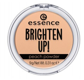 Компактная пудра Essence brighten up! peach powder