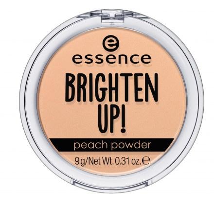 Компактная пудра Essence brighten up! peach powder
