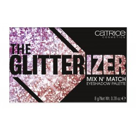 Палетка теней Catrice The Blazing Bronze Collection Eyeshadow Palette