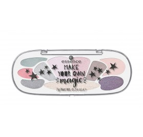 Палетка теней Essence make your own magic eyeshadow box