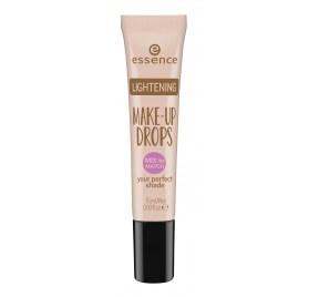 Капли для осветления тональной основы Essence Make-up Drops lightening