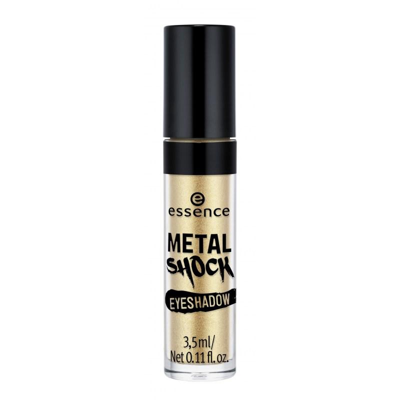 Тени для век Essence metal shock eyeshadow
