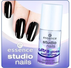 (Уценка) Средство для блеска ногтей Essence studio nails ultra gloss nail shine