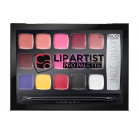 Палетка для макияжа губ Catrice Lip Artist PRO Palette