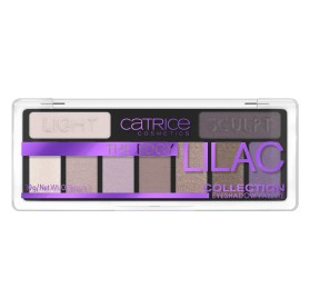 Палетка теней для век Catrice The Edgy Lilac Collection Eyeshadow Palette