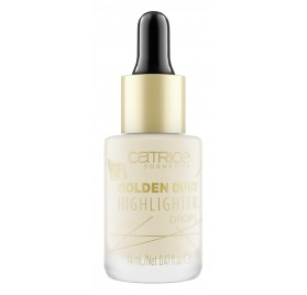 Жидкий хайлайтер Catrice Golden Dust Highlighter Drops
