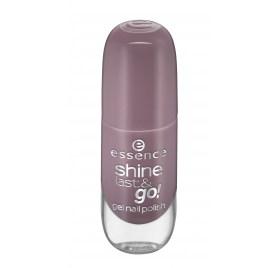 Лак для ногтей Essence shine last & go! gel nail polish с эффектом гель-лака