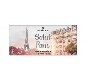 Палетка теней Essence Salut Paris eyeshadow palette