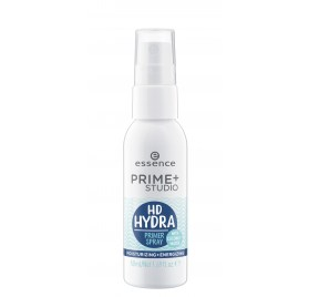 Спрей праймер фиксации Essence prime+ studio hd hydra primer spray