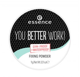 Пудра фиксирующая Essence you better work! fixing powder